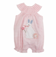 Mud Pie Baby Girl's Bunny Bubble