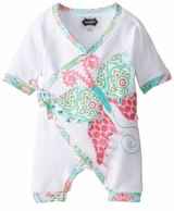 Mud Pie Baby Girls Butterfly One Piece - SOLD OUT