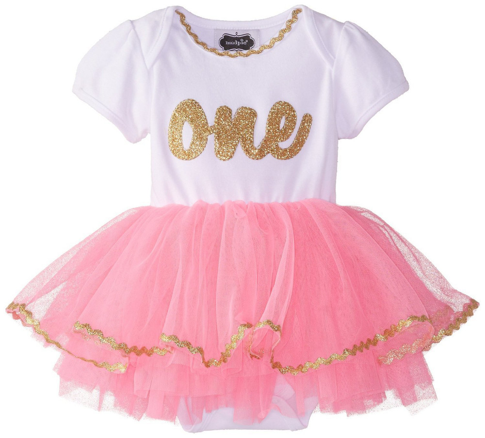 Mud pie baby girls i m one tutu crawler size 9 12 months sold out