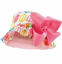Mud Pie Baby Girls' Popsicle Sun Hat - sold out