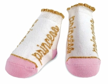 Mud Pie Baby Girls Princess Socks