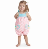 Mud Pie Baby-Infant Girl's Little Chick Bubble