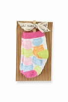 Mud Pie Baby- Infant Girl's Pink Multi Owl Socks
