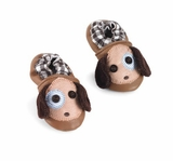 CLEARANCE Mud Pie Baby Shoes Puppy