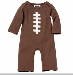 Mud Pie BabyBoys Football One-Piece