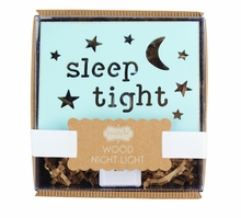 Mud Pie Boys Blue Twinkle Night Light