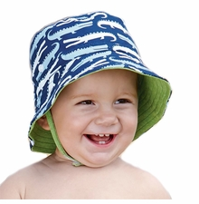 Mud Pie Boys Gator Sunhat