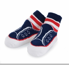 Mud Pie - Boys Sneaker Socks - ONE LEFT