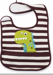 Mud Pie - Dinosaur BiB SOLD OUT