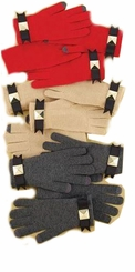 Mud Pie Everly Bow Gloves CHOOSE COLOR