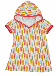 Mud Pie Girls Popsicle Swim Coverup