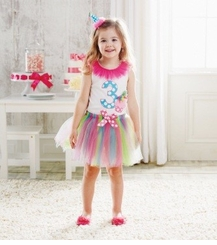 Mud Pie - I'm 3 Tutu Set - SOLD OUT