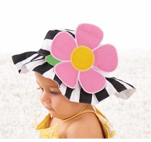 Mud Pie Infant-Toddler Girls Petal Sun Hat - SOLD OUT