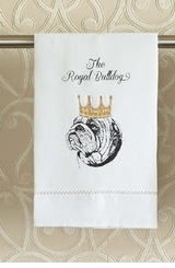 Mud Pie Linen Towels : Royal Breed Linen Towels CHOOSE ONE