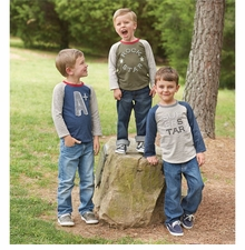 "Mud Pie Little Boys Back to School Shirts ""CHOOSE ONE"""