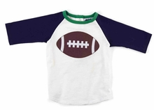 Mud Pie Little Boys Football Tee Shirt - SOLD OUT