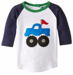 Mud Pie Little Boys Monster Truck Shirt SOLD OUT
