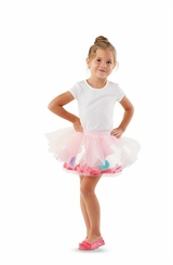 Mud Pie Little Girls Easter Tutu Skirt - SOLD OUT