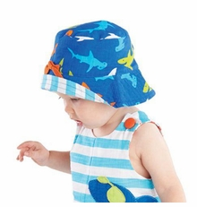 Mud Pie Shark Sun Hat - SOLD OUT