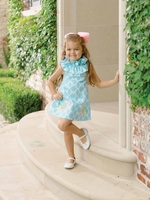 Mud Pie Toddler Girl's Little Chick Dress
