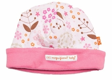 Newborn Girls Baby Hat - Mod Floral - sold out