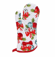 Oven Mitt - Jingle All The Way
