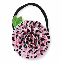 Perfectly Princess Flower Purse