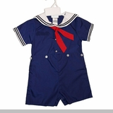 Petit Ami Baby-boys Sailor Suit