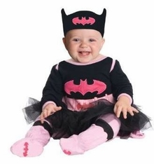 Pink Batgirl Romper Costume - sold out