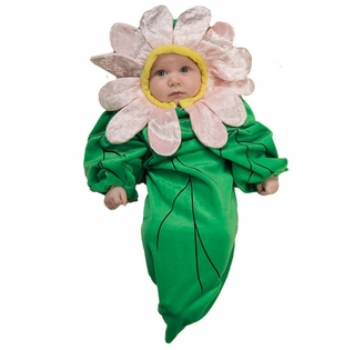 Pink Daisy Bunting Costume