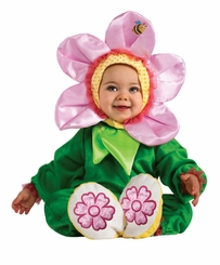 Pink Painsy Costume
