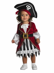 Pirate Princess Costume for Infants  - 12-18 month