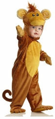 Plush Monkey Costume - BRAND NEW!