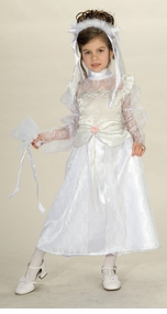 Pretty Bride Costume