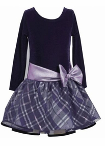 Purple Hipster Dress  Size - Special Occasion Dress
