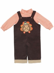 Boy' s Turkey Corduroy Overall -  SOLD OUT