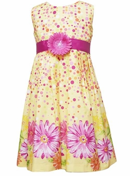 Rare Editions Girls Sunny Floral Dress sold out