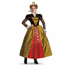 Red Queen Costume from Alice in Wonderland Movie
