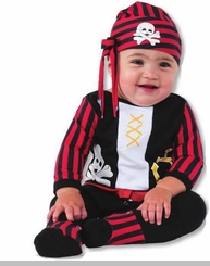Rubie's Baby-Boy's Pirate Costume