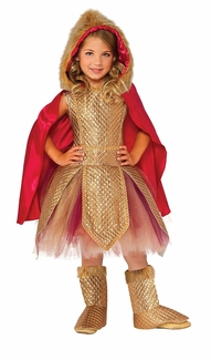 Rubies Girls Warrior Princess Costume