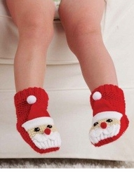 Santa Socks - sold out