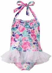 Seafolly Little Girls' Ballerina Tutu One Piece Swimsuit - SOLD OUT
