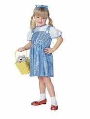 Sequined Dorothy Costume  - Choose Size