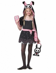 Skelanimals Costume  - Jack the Rabbit Girls Costume
