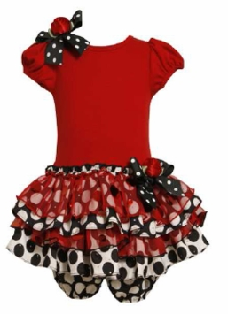 Special Occasion Red Knit to Tiers Dress  3-6 months - SOLD OUT