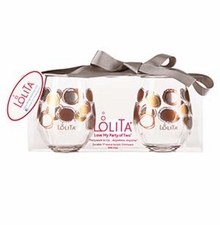 Stemless Acrylic Wine Drinkware Set -  sold out