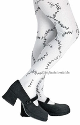 Stitched White Pantyhose - Child Sizes - SOLD OUT -
