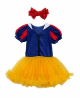 Storybook Snow White Dress - Princess Snow White Costume
