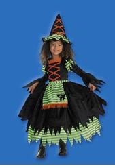 Storybook Witch Toddler Costume - SE
