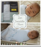 "Swaddle - ""Classic"" Zen Swaddle - Weighted Baby Swaddle Blanket CHOOSE ONE - out of stock"